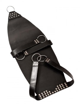 Leather Sling • Black