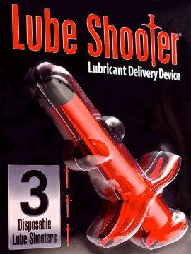 Lube Shooter • Red