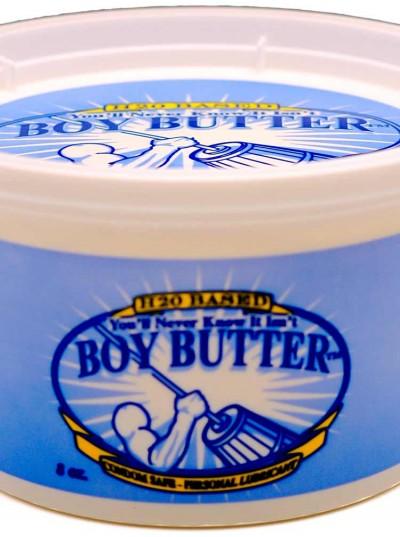 Boy Butter H2O Tub • 8oz