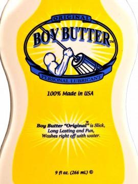 Boy Butter Original • 9oz Squeeze