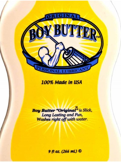 Boy Butter Original Squeeze • 9oz