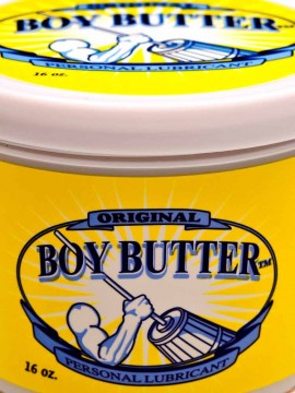 Boy Butter Original Tub • 16oz