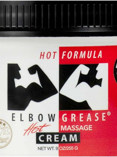 Elbow Grease Cream Hot • 9oz