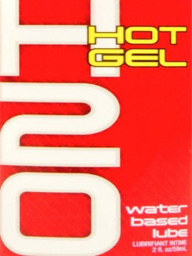 Elbow Grease H2O Hot Gel • 2.4oz