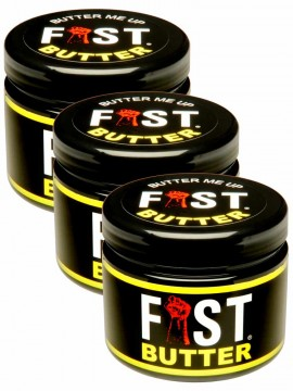 Fist Butter • 3 x 500ml