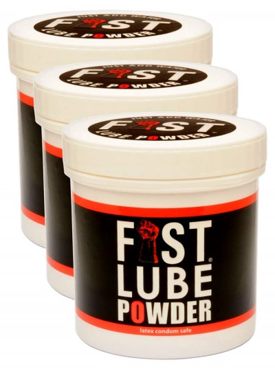 Fist Lube Powder • 3 x 100g