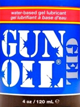 Gun Oil Gel • 4oz