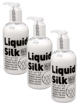Liquid Silk • 3 x 250ml