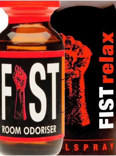 Fist Relax + Fist Aroma